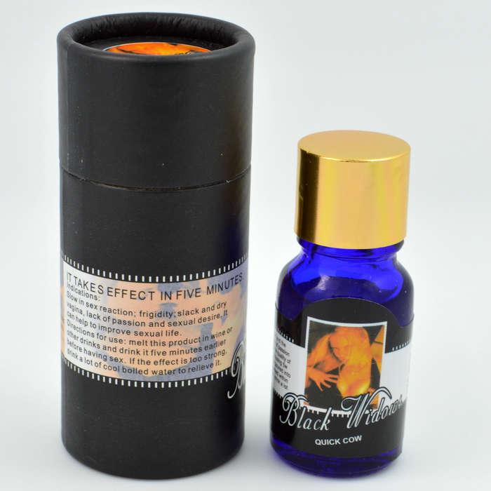 【黑寡婦高潮液】德國原裝進口春藥 徹底解決性冷淡  10ml/瓶